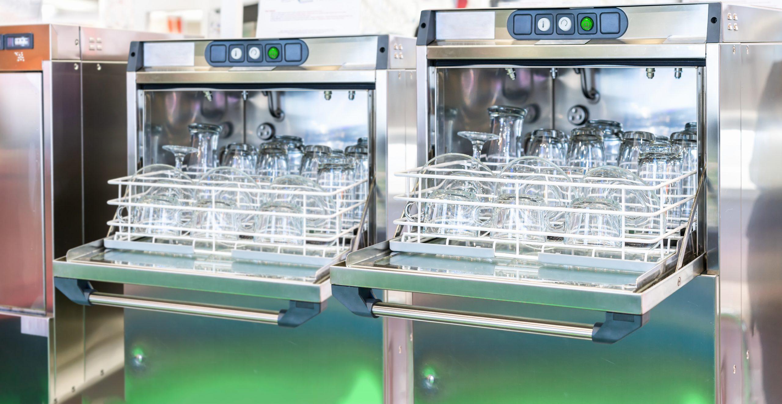 lave-verres professionnel à frontal